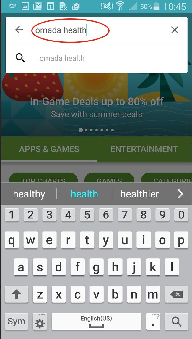 How do I update the mobile app? – Omada Health
